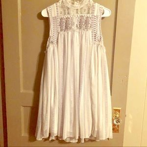 Dresses & Skirts - Free People Babydoll Babylon Dress